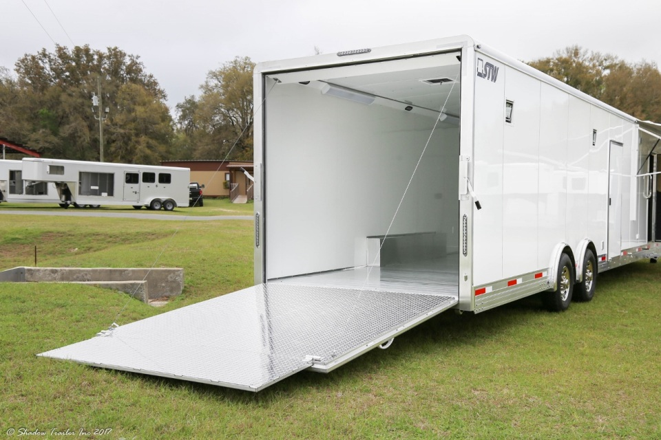 2017 Shadow Stw Car Hauler With Living Quarter 24