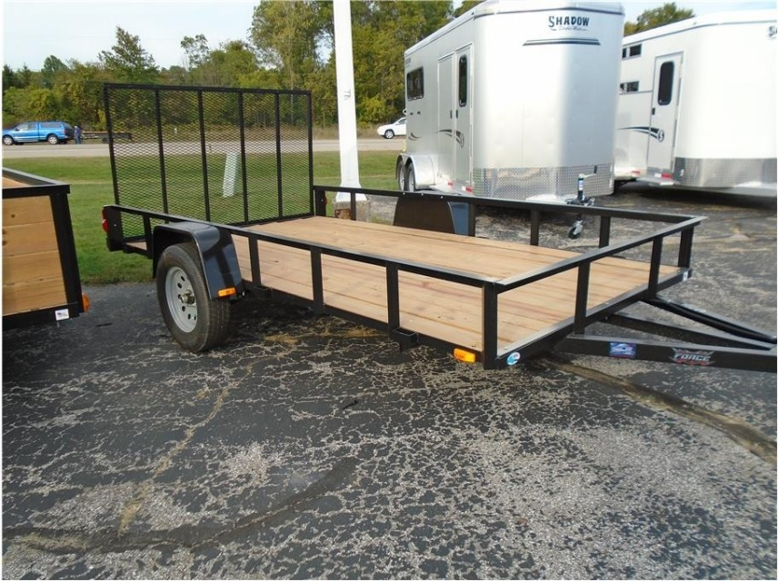 Dump and Utility Trailers